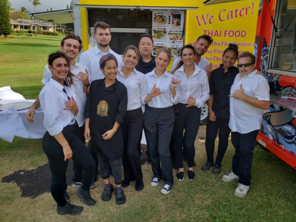 Maui Thai Restaurant, Food Truck, and Catering - Aloha Thai Fusion (home)
